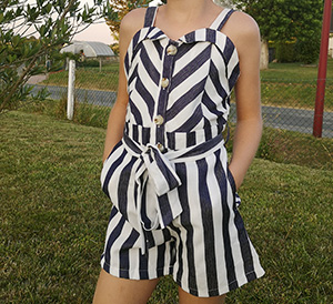 Angel Design robe short collection femme printemps ete 2019-2020